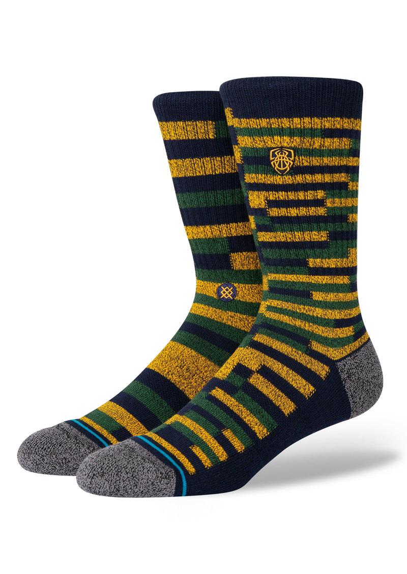 Stance Boards Geo Stripe Crew Socks