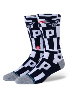 Stance Branded New England Patriots Socks