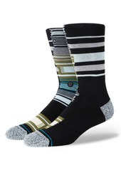 Stance Breaking Up Crew Socks