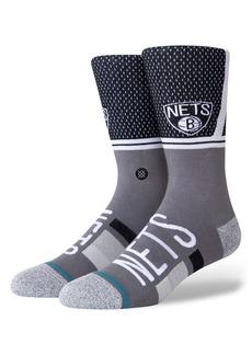 Stance Brooklyn Nets Crew Socks