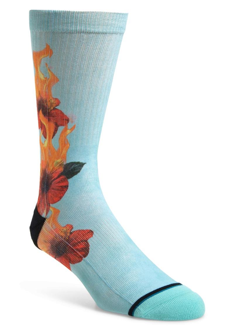 Stance Burnt Socks