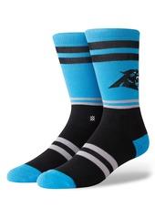 Stance Carolina Panthers Logo Socks