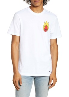 Stance Cavolo Shooting Star Graphic T-Shirt