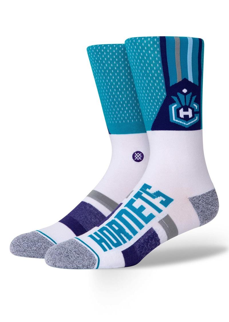Stance Charlotte Hornets Crew Socks