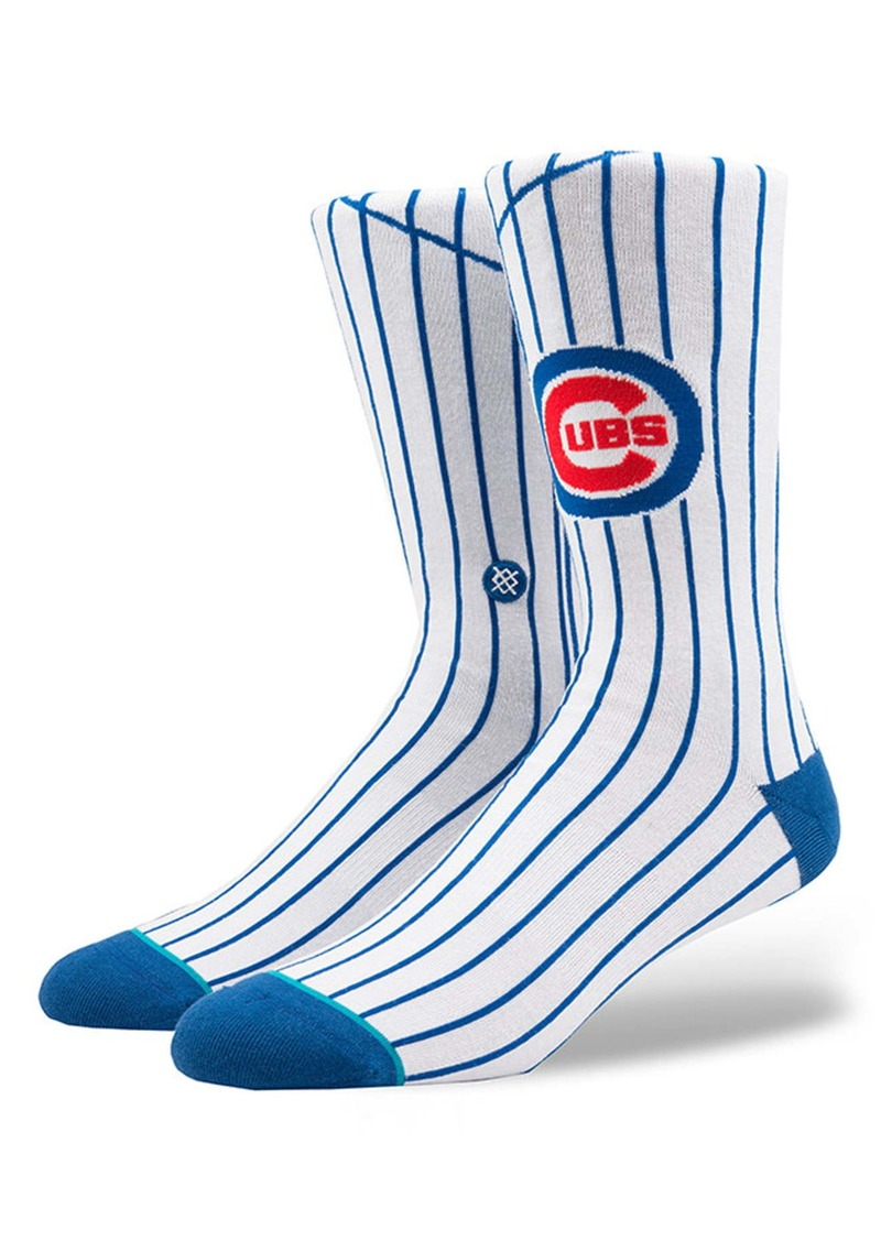 Stance Chicago Cubs Crew Socks