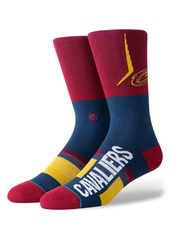Stance Cleveland Cavaliers Crew Socks