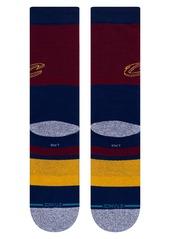 Stance Cleveland Cavaliers Crew Socks