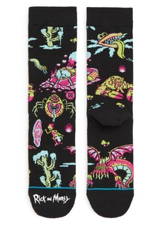 Stance Crash Landing Crew Socks