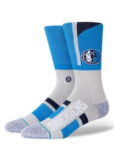 Stance Dallas Mavericks Crew Socks