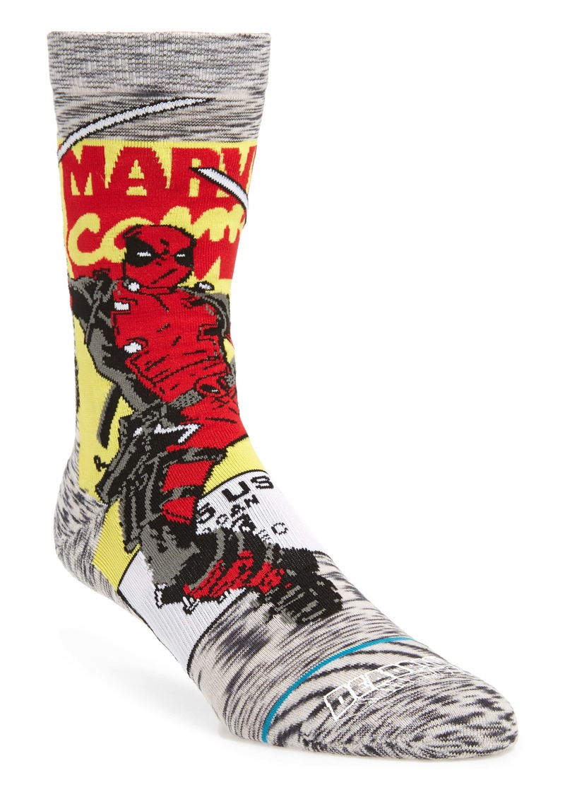 Stance Deadpool Comic Socks
