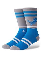 Stance Detroit Lions Logo Socks