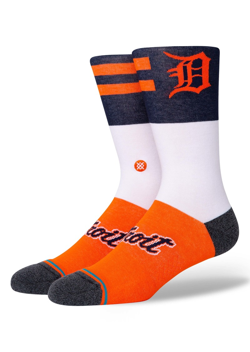Stance Detroit Tigers Crew Socks