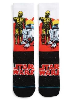 Stance Droids Socks