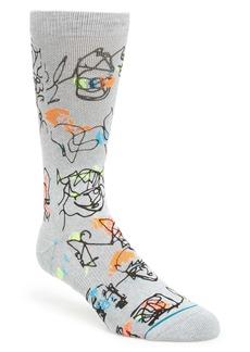 Stance Electric Slide Socks