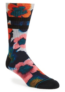 Stance Frangipani Floral Socks
