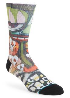 Stance Frost Heart Socks