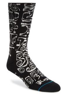 Stance Frost Letters Socks