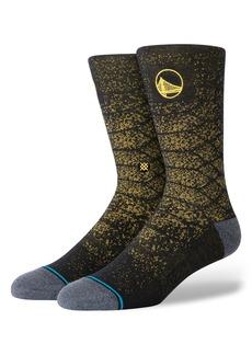 Stance Golden State Warriors Crew Socks