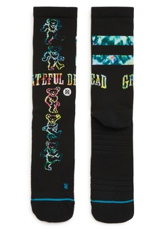 Stance Grateful Bears Crew Socks