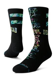 Stance Grateful Dead Bear Socks