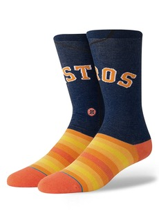 Stance Houston Astros Crew Socks