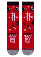 Stance Houston Rockets Crew Socks
