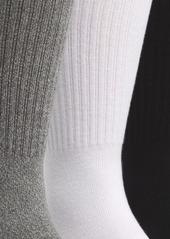 Stance Icon 3-Pack Crew Socks