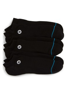 Stance Icon 3-Pack Low Socks