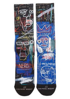 Stance Jean-Michel Basquiat Anatomy Socks