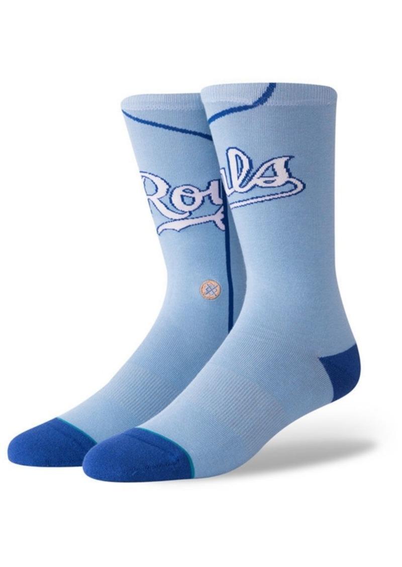 Stance Kansas City Royals Alternate Jersey Series Crew Socks