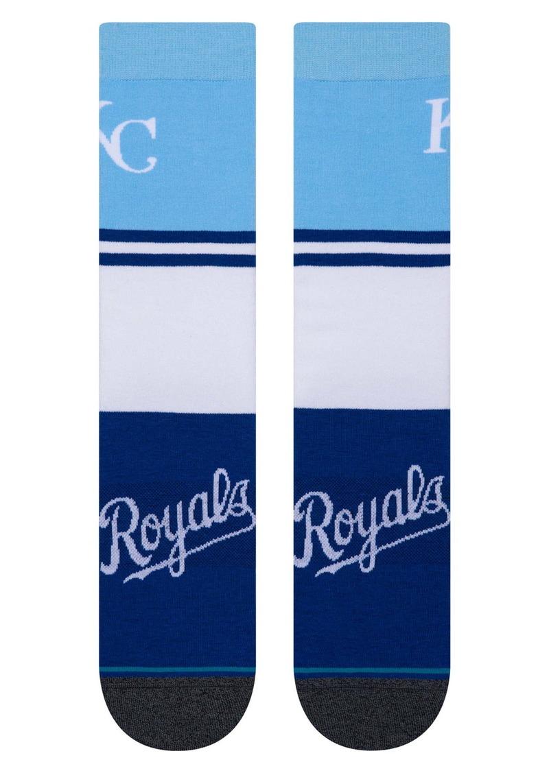 Stance Kansas City Royals Crew Socks