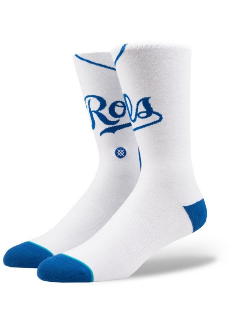 Stance Kansas City Royals Home Jersey Series Crew Socks