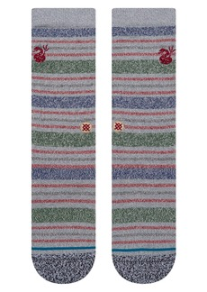 Stance Leslee Stripe Crew Socks
