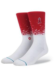 Stance Los Angeles Angels Fade Crew Socks