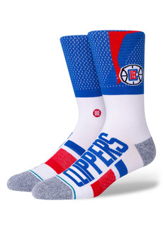 Stance Los Angeles Clippers Crew Socks