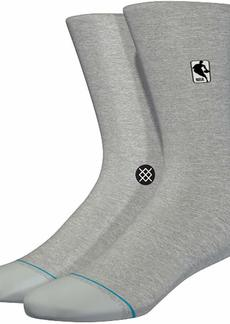 Stance Men's A558A20LOG Logoman St Crew Sock  - M