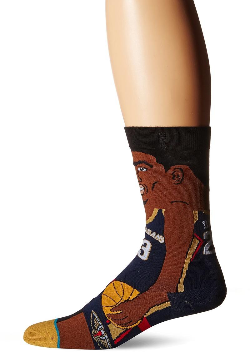Stance Men's Anthony Davis Crew Sock  M
