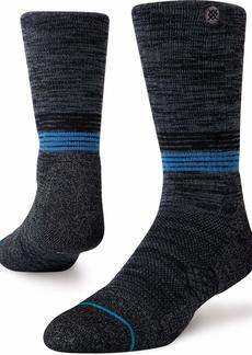 Stance Men's Crew Sock Hike ST black