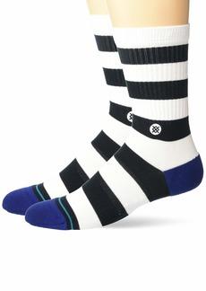 Stance Men's Crew Sock Mariner ST black