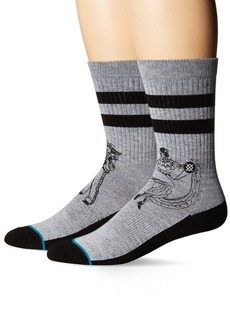 Stance Men's Flamenco Crew Sock  M