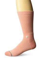 Stance Men's Icon Classic Crew Socks   (Shoe: 9-12)