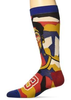 Stance Men's Mosaic Davis Crew Sock  M