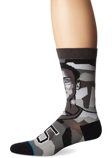 Stance Men's Mosaic Simmons Crew Sock  M