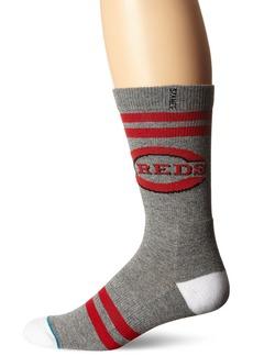 Stance Men's Riverfront Crew Sock  Sock Size:10-13/Shoe Size: 6-12