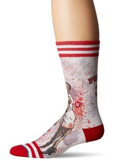Stance Men's Tf Pippen Crew Sock  M