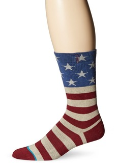 Stance Men's The Fourth Crew Sock  L