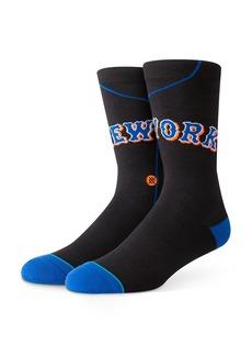 Stance Mets Alt Road 1999 Jersey Socks