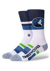Stance Minnesota Timberwolves Crew Socks