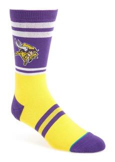 Stance Minnesota Vikings Socks