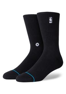 Stance NBA Logoman St Crew Socks